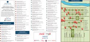 Super Museum Sunday map