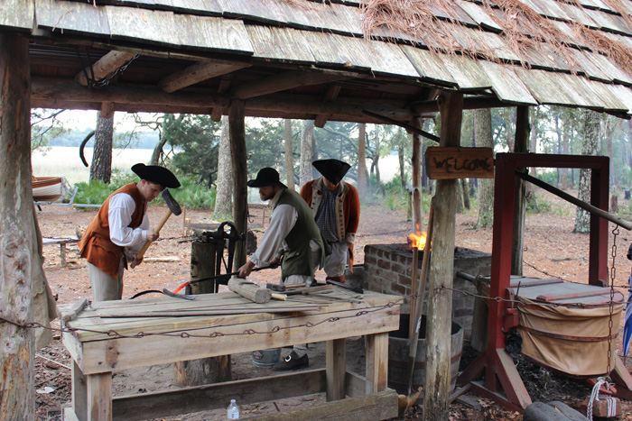 2016 Colonial Faire & Muster