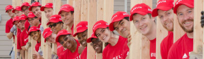 Delta and Habitat for Humanity