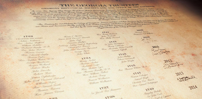 The Georgia Trustees