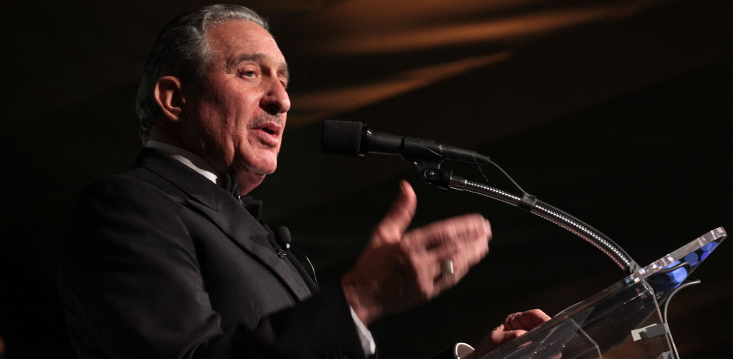 Georgia Trustee Arthur Blank