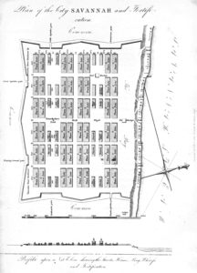 1753-de-brahm-plan