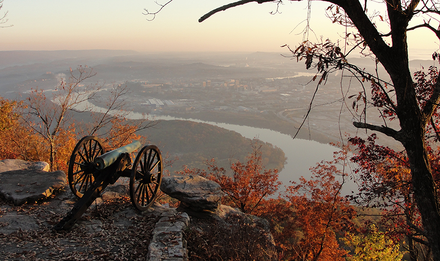 The Cherokee Land Lottery and Chickamauga Battlefield