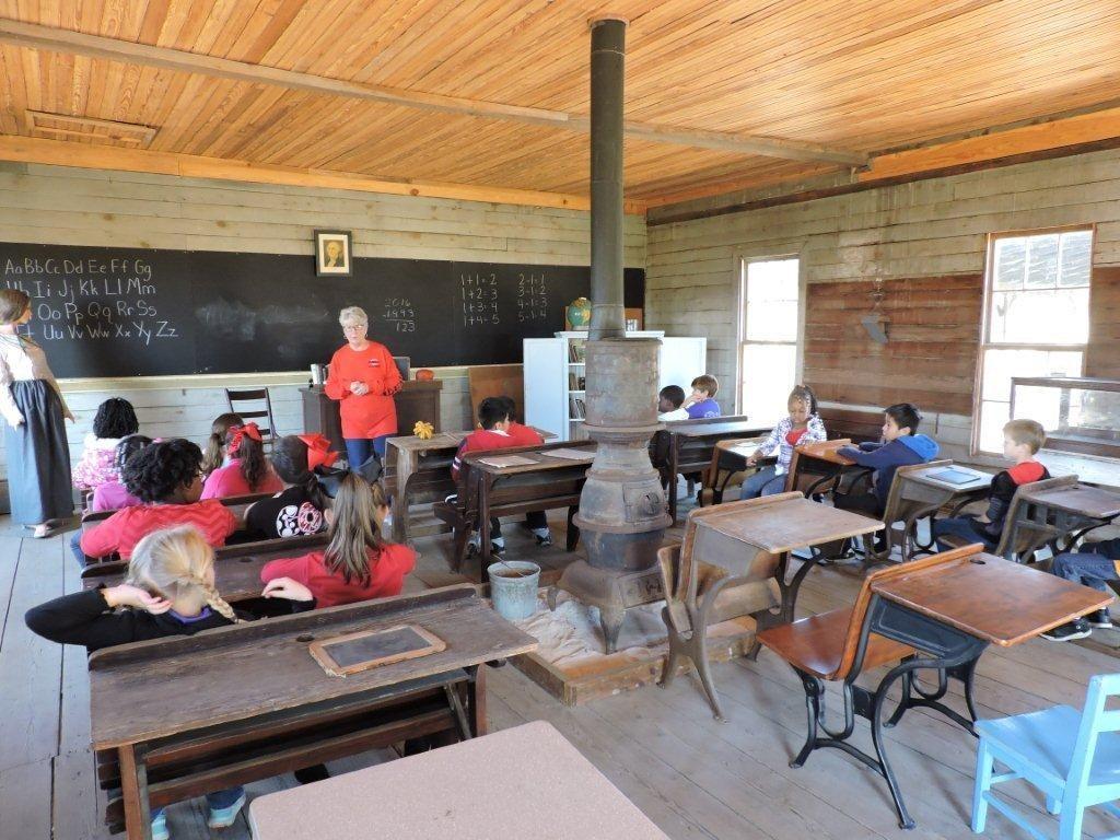 Longview Farm and Home Museum - Coleman Academy