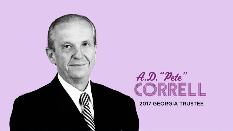 "A.D. ""Pete"" Correll"