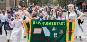 Georgia Day Parade